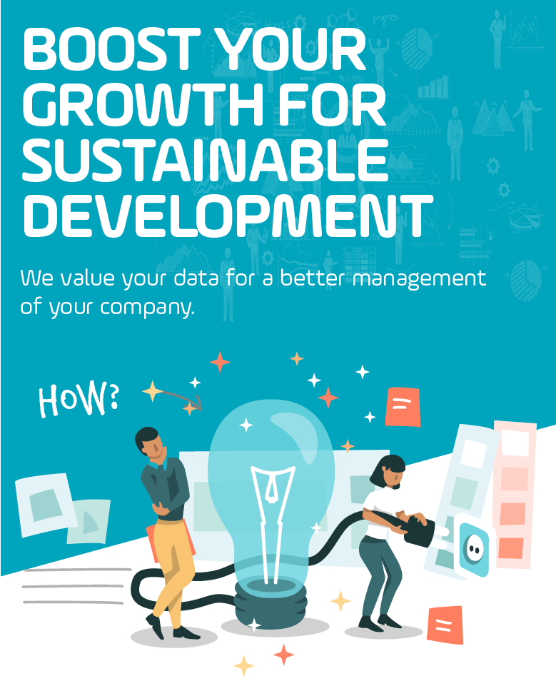 ADN CORP - Boost Your Growth for sustainable development